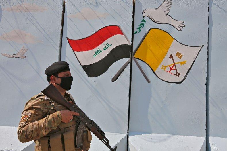 Iraq Pope visit