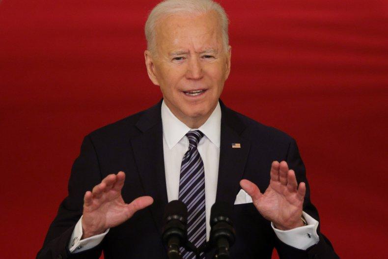 Joe Biden COVID-19 Speech