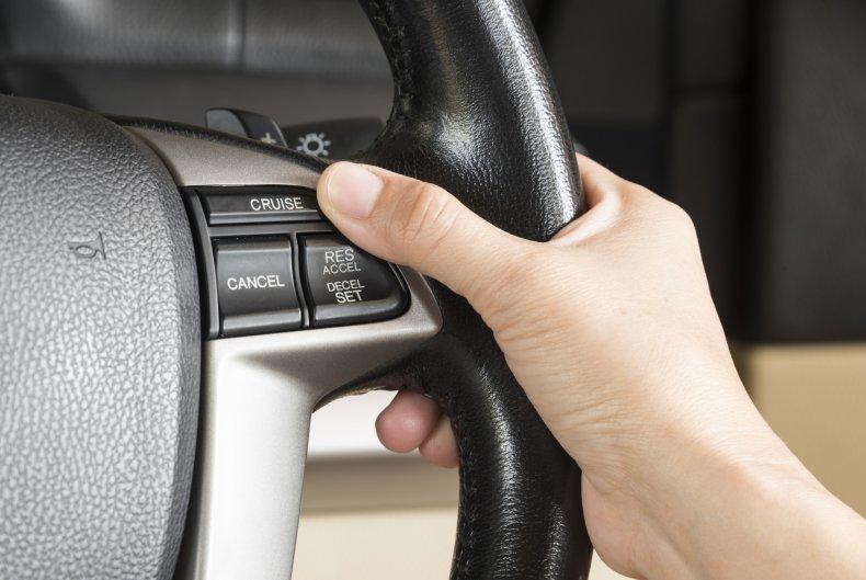 Adaptive Cruise Control Car Crash Study