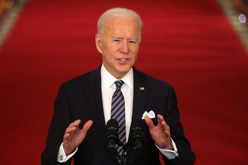 Joe Biden Asian Americans Trump Hate Crimes