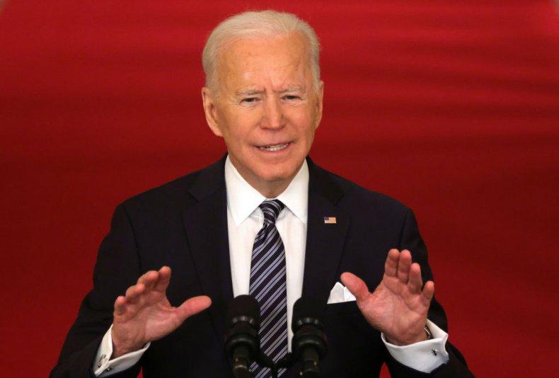 President Joe Biden Primetime Address