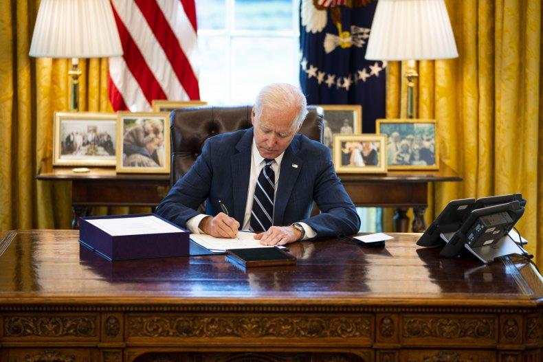 biden bill signing in oval office