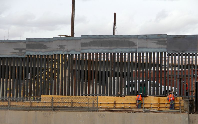 Texas Border Wall