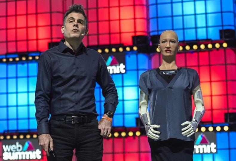 Sophia the Robot David Hanson
