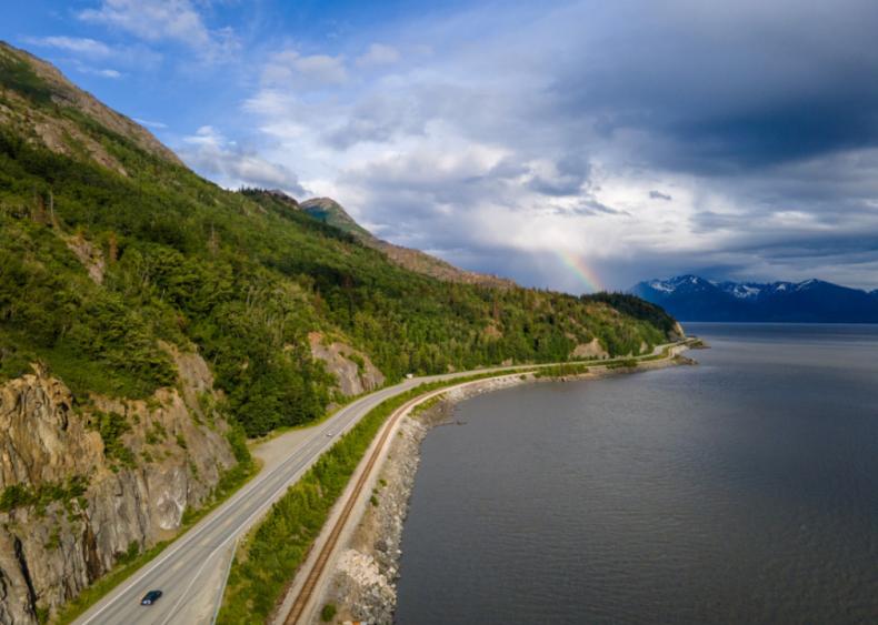 Alaska: Turnagain