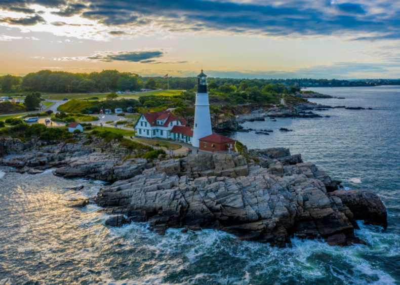 Maine: Cape Elizabeth