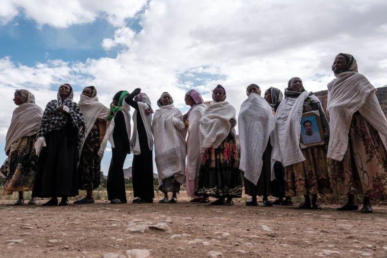Tigray conflict, Ethiopia