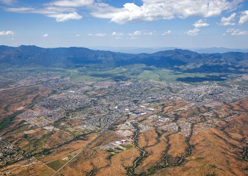 #29. Sierra Vista-Douglas, Arizona (tie)