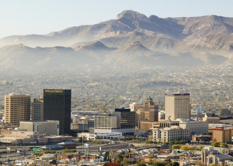 #17. El Paso, Texas