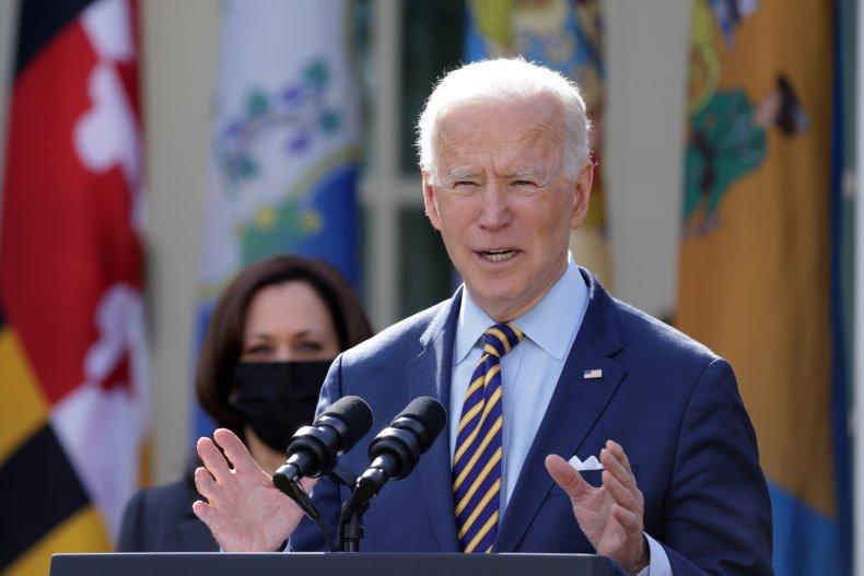 Joe Biden and Kamala Harris at WH