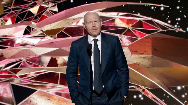 Bill Burr at the Grammy's