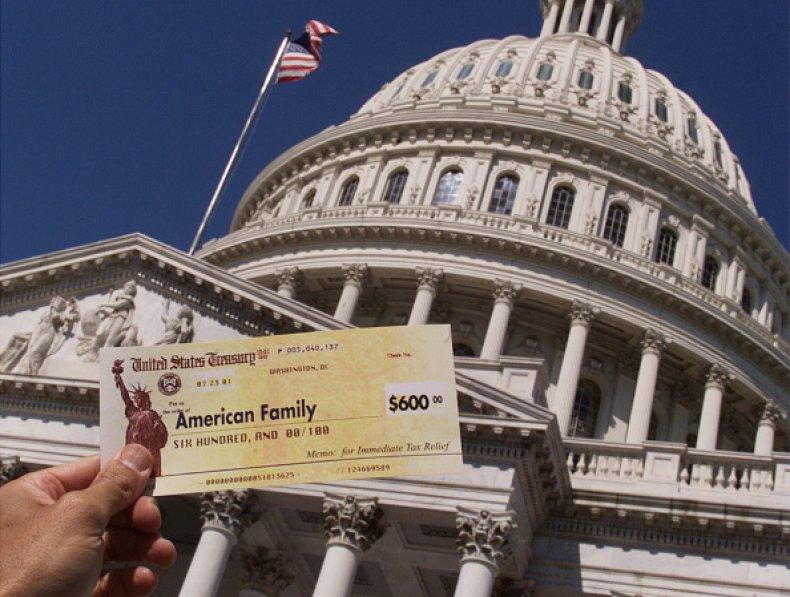 $1,400 Stimulus Payments
