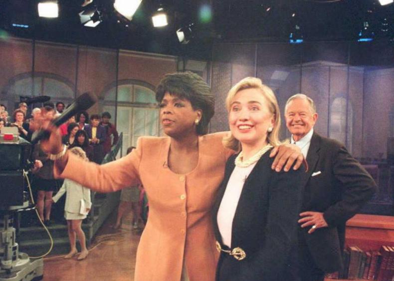 1986: Oprah Winfrey owns, produces her own talk show