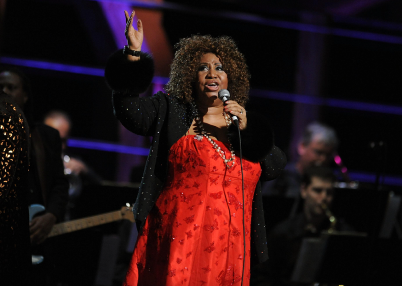 1987: Aretha Franklin elected to the Rock & Roll Hall of Fame