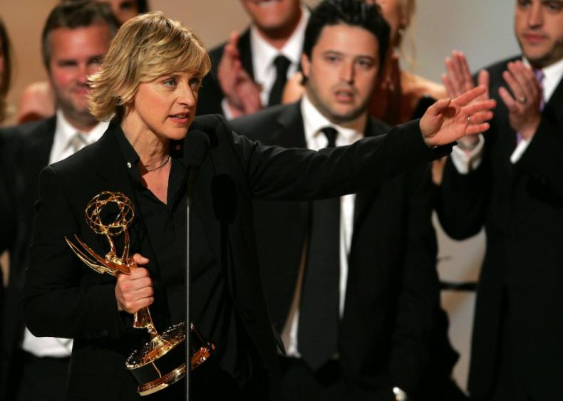 1997: Ellen DeGeneres comes out