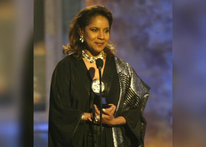 2004: Phylicia Rashad takes home a Tony