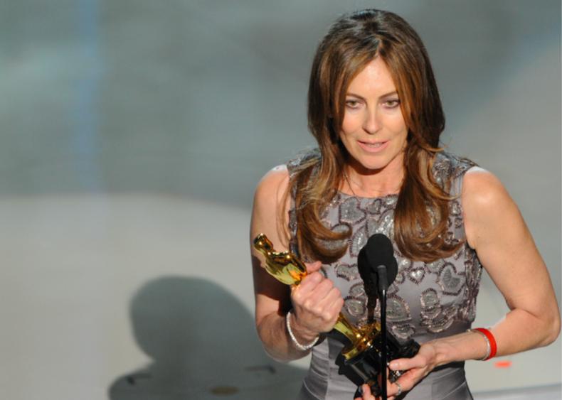 2010: Kathryn Bigelow wins Oscar for Best Director