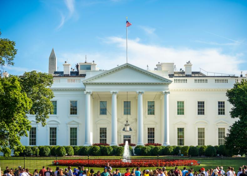 2011: Angella Reid becomes White House usher