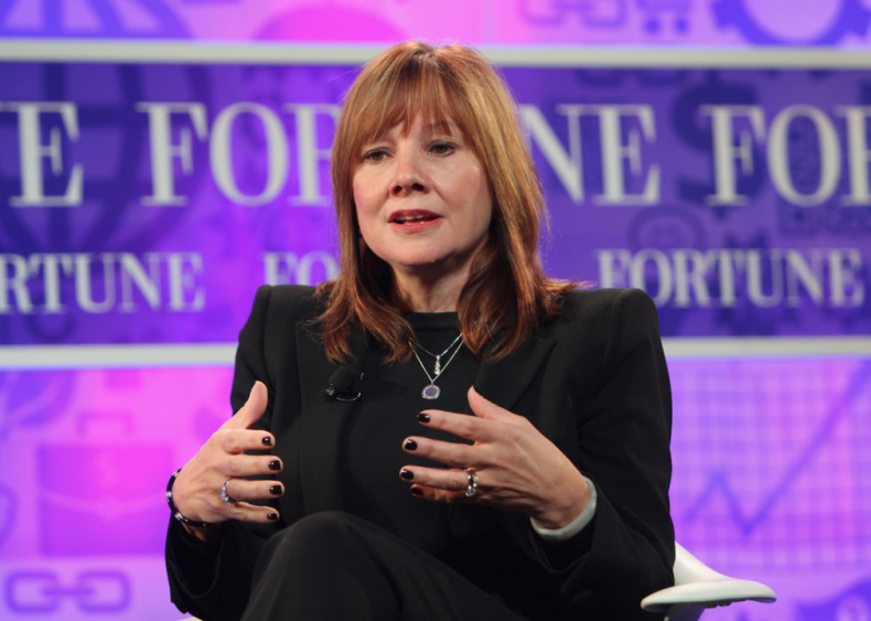 2013: Mary Barra becomes CEO of GM