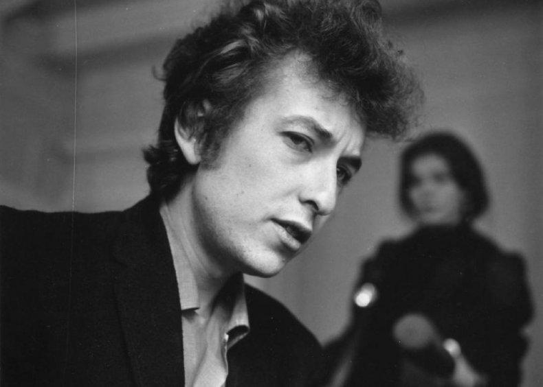 #17. Bob Dylan (1962)