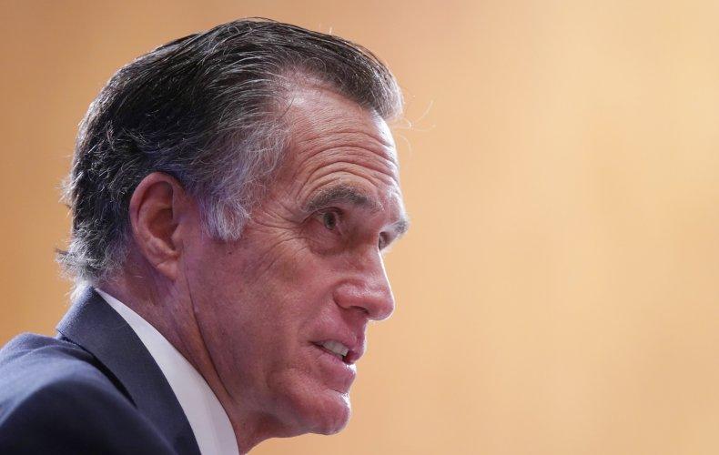 Sen. Mitt Romney (R-UT) questions Xavier Becerra,