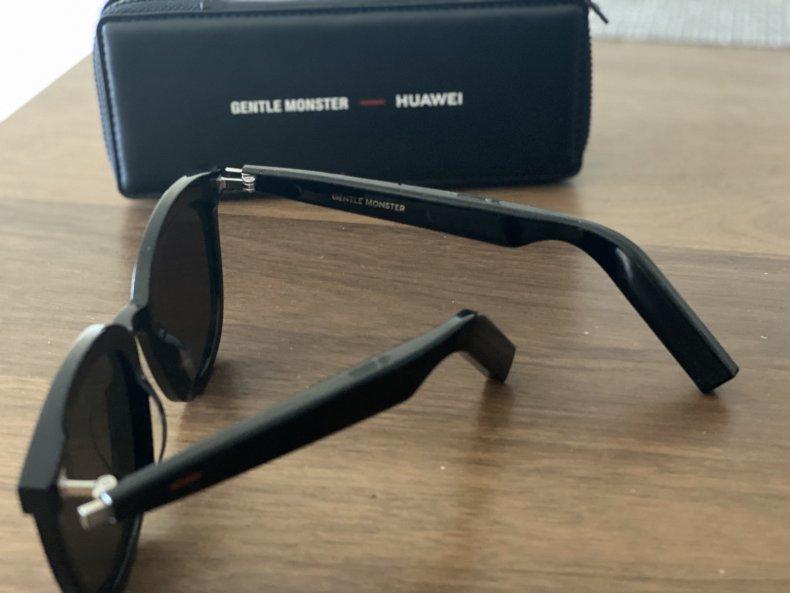 Huawei x Gentle Monster eyewear II design