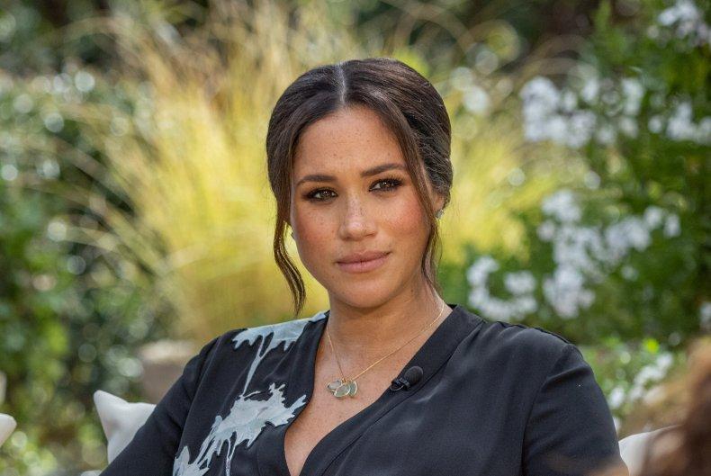 Meghan Markle Tells Oprah Winfrey About Racism