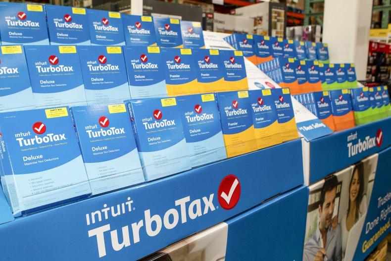 TurboTax software California store 2016