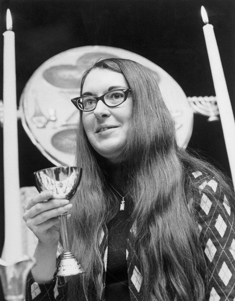 Rabbi Sally J. Priesand