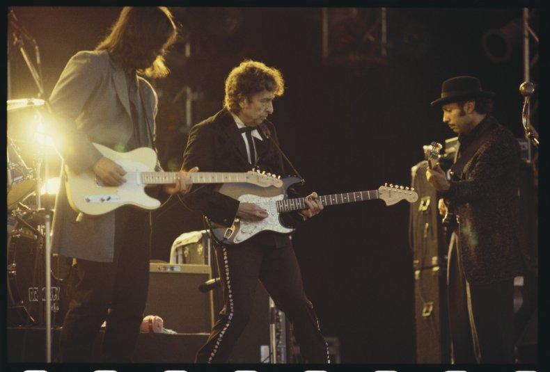 Bob Dylan 1997