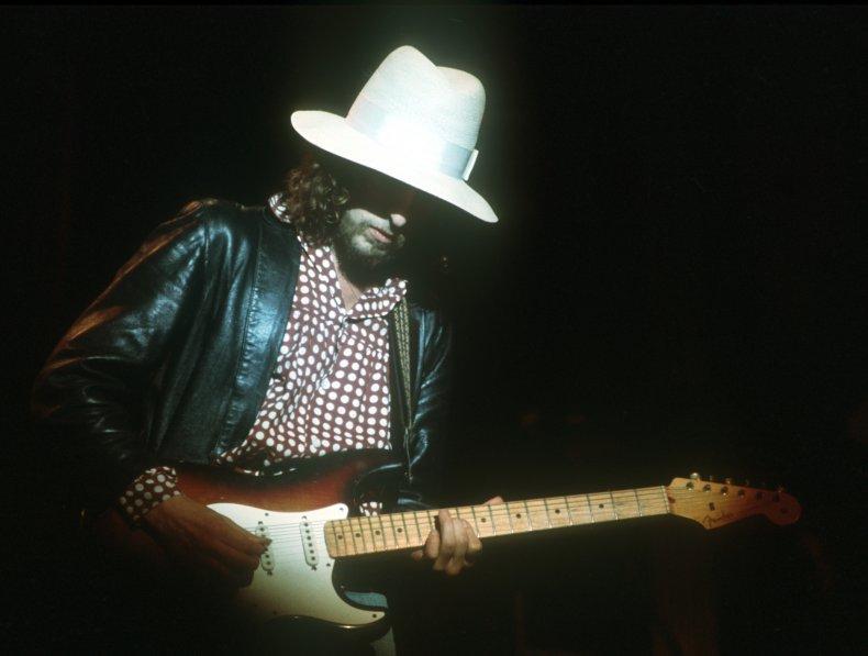 Dylan 1976