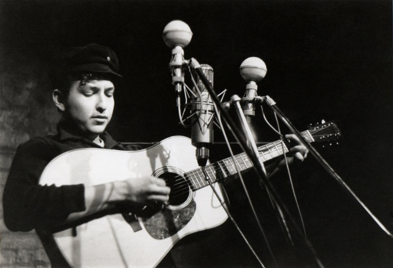 Bob Dylan 1960s