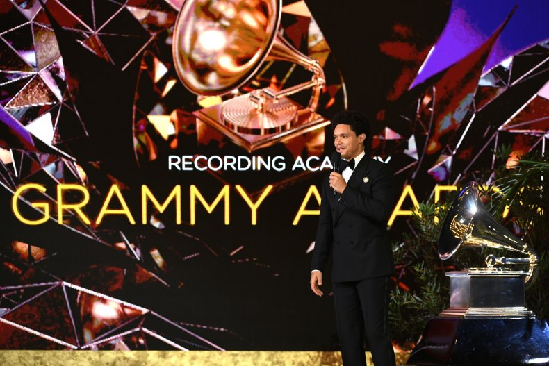 63rd Grammy Awards in Los Angeles