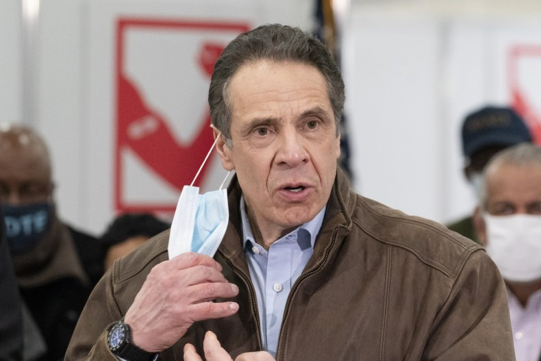 Andrew Cuomo Sexual Harassment Allegations Poll Voters