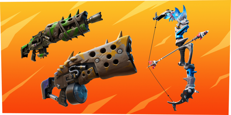 fortnite season 6 patch notes new weapons