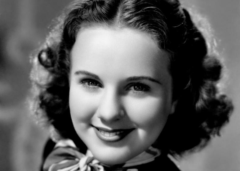 1940: Deanna Durbin