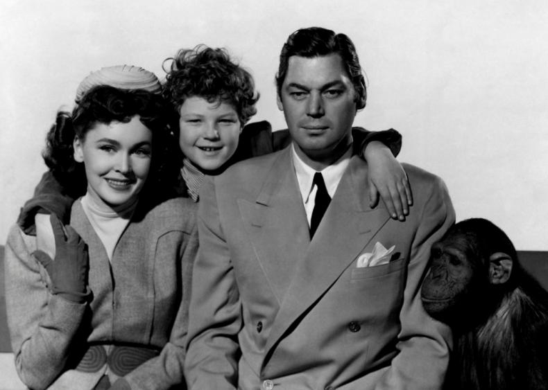 1941: Johnny Sheffield