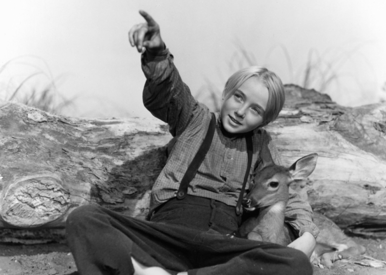 1948: Claude Jarman Jr.