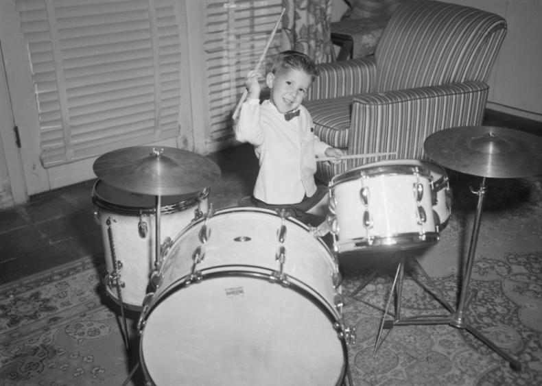 1956: Keith Thibodeaux
