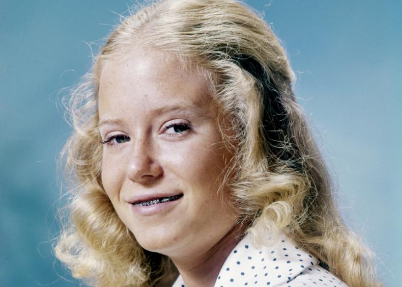 1972: Eve Plumb