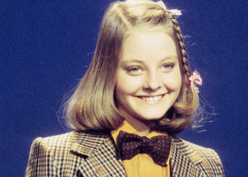 1976: Jodie Foster