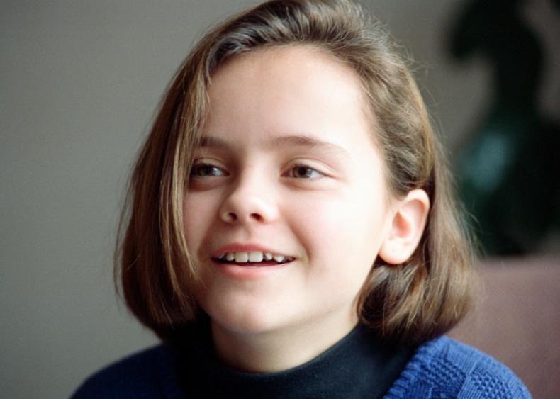 1992: Christina Ricci