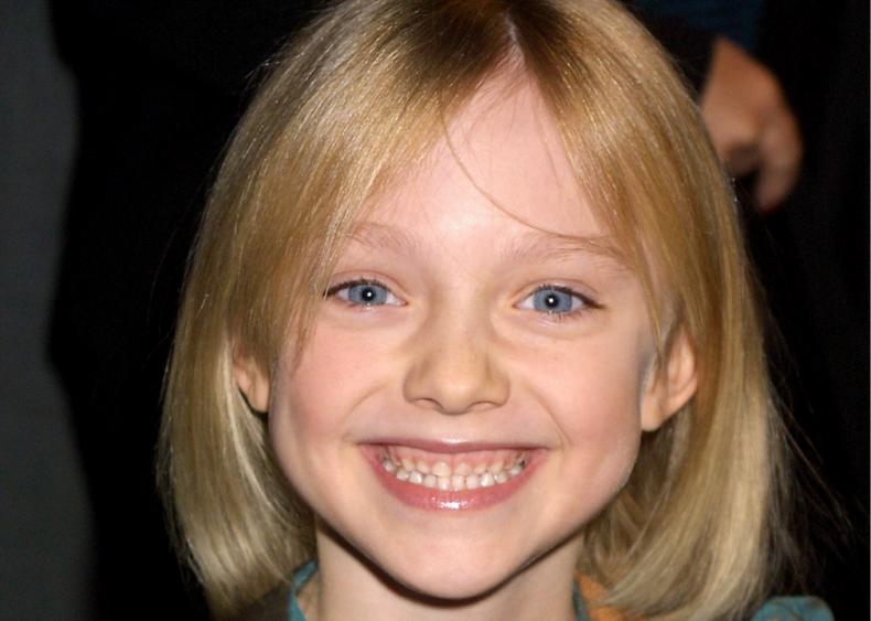 2002: Dakota Fanning