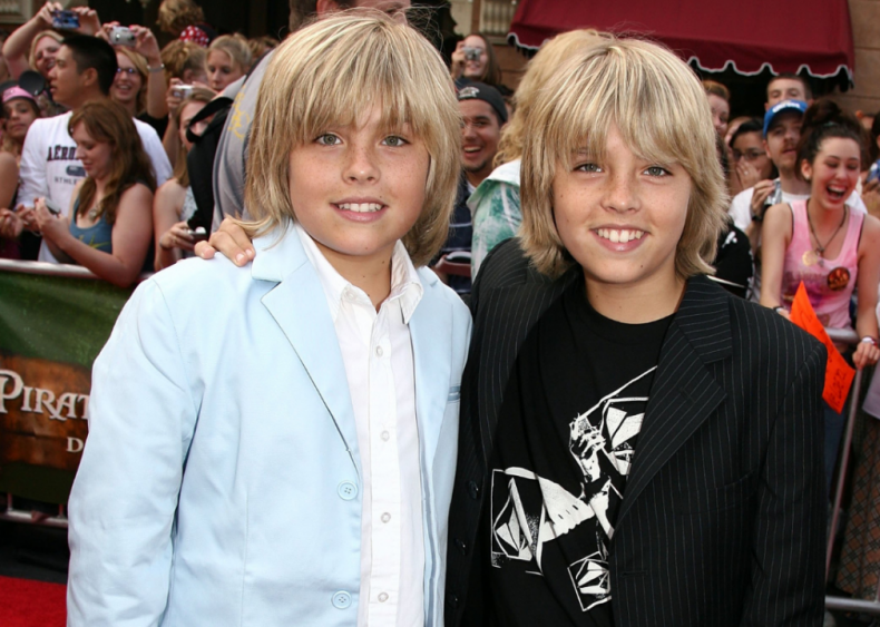 2006: Cole and Dylan Sprouse