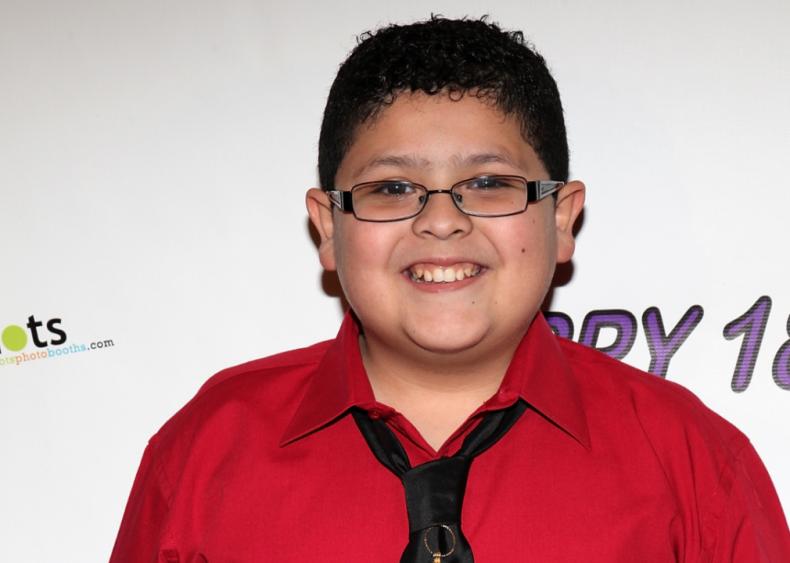 2011: Rico Rodriguez