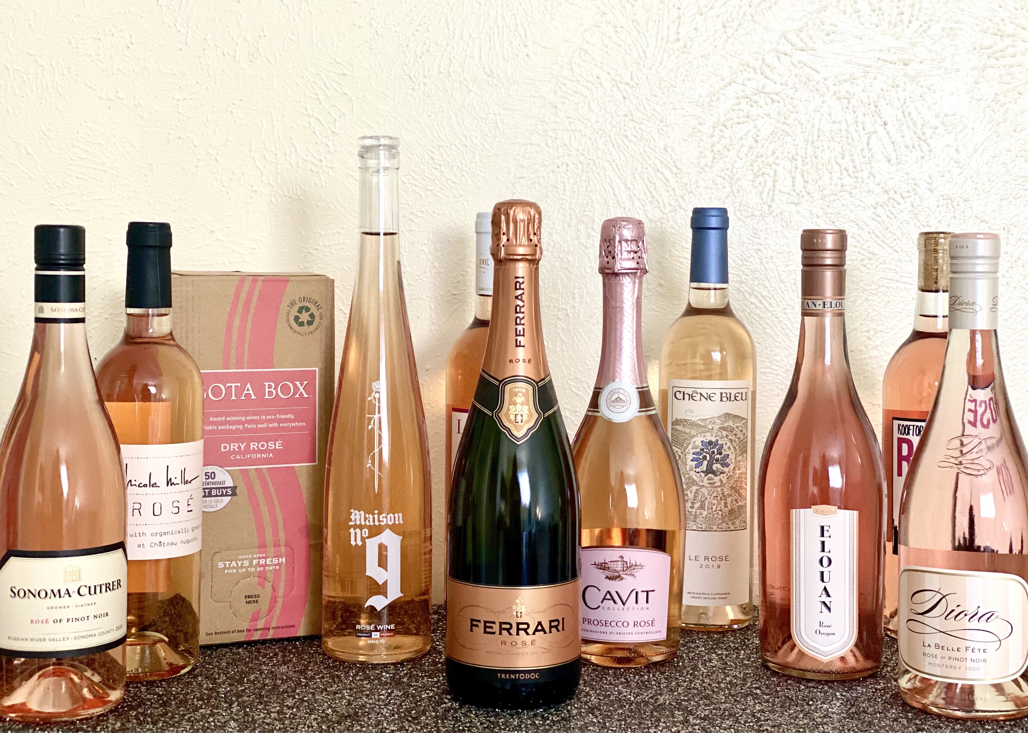 Rose Wines to try in 2021
