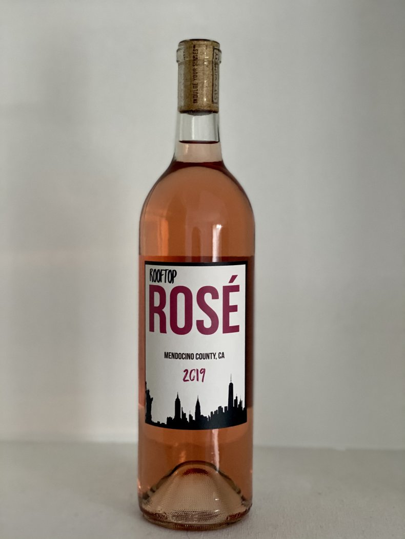 Rose Wines 2021 Rooftop Rose
