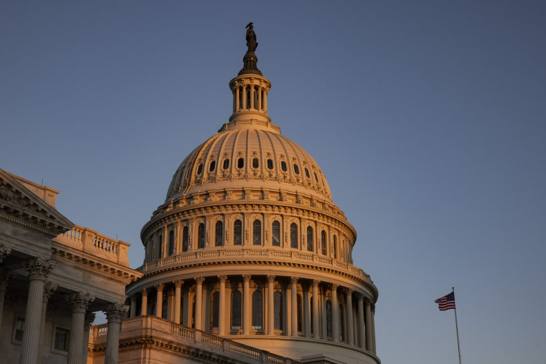 U.S. Capitol, Insurrection, Washington, D.C.