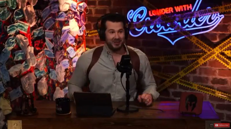 YouTube Personality Steven Crowder