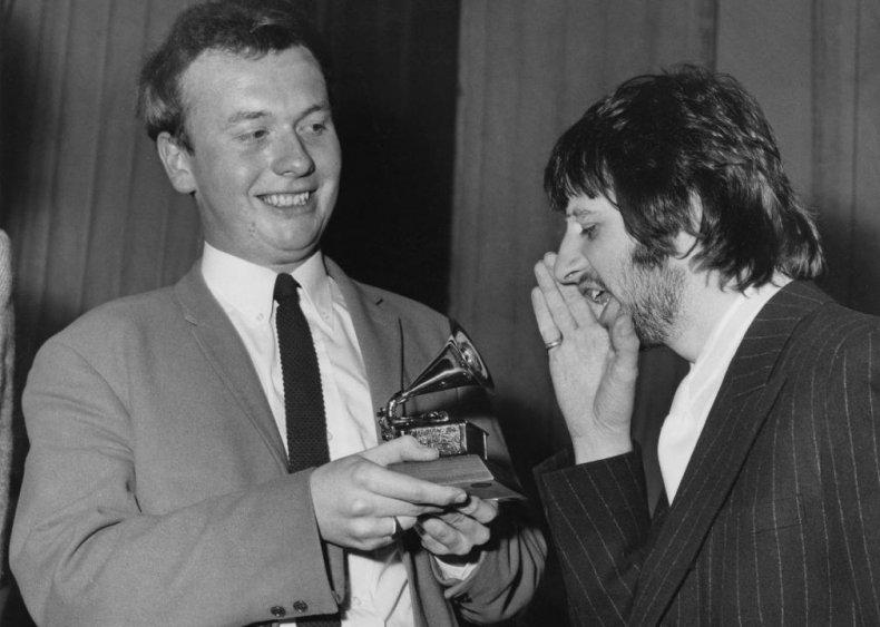 1968: The Grammys' 10th anniversary